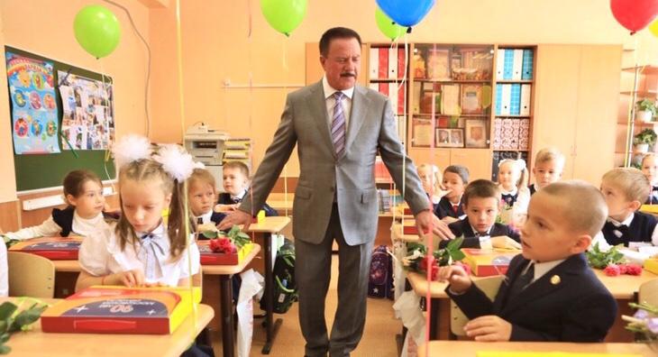 Около 3 тысяч первоклассников пошли в этом году в школы Королёва