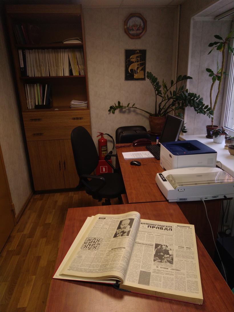 В архиве Королёва начались работы по переводу наиболее востребованных документов в электронный вид