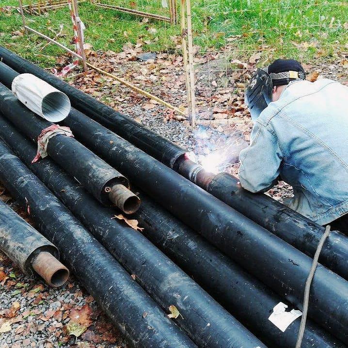 Более 700 метров тепловых и водопроводных сетей отремонтировано в Королёве в сентябре