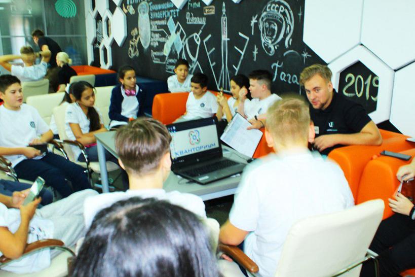 У школьников Королёва начались Инженерные каникулы
