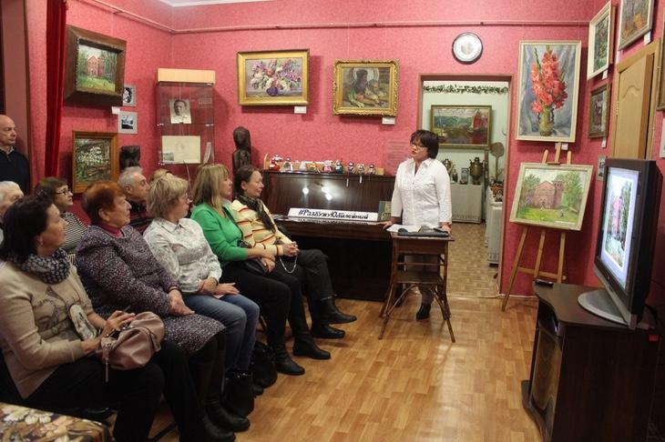 Тематический вечер «Мадридские тайны. История одной картины» провели в музее мкр Юбилейный в рамках акции «Ночь искусств»