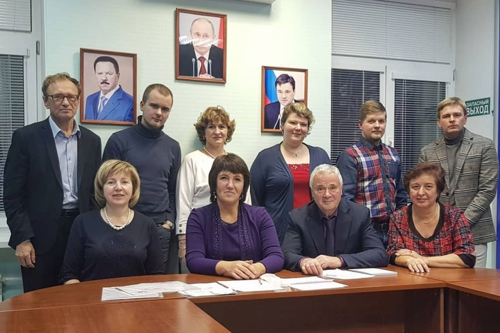 Выбран консультант-эксперт Общественной палаты Королёва