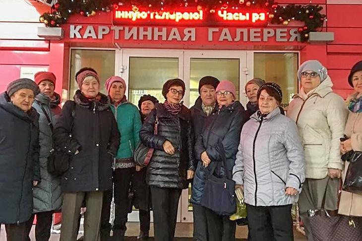 Более 400 пенсионеров из Королёва приняли участие в экскурсиях в рамках проекта «Активное долголетие»