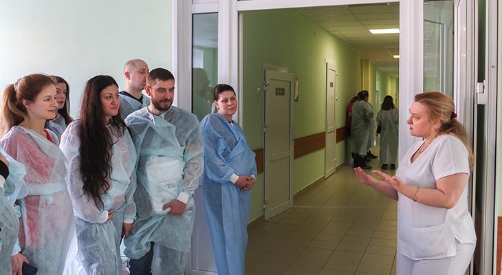 В роддоме Королёва 25 января пройдёт день открытых дверей