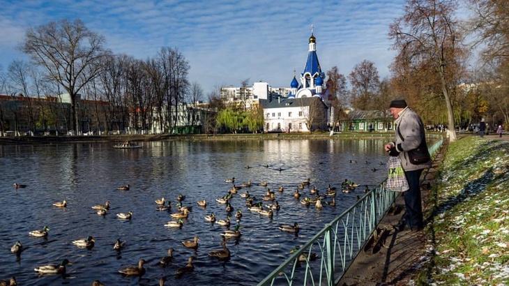Благоустройство парка у КТРВ и территории у пруда в Юбилейном начнётся в 2020 году