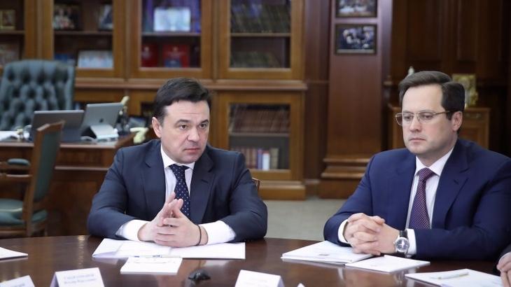 Андрей Воробьёв провёл совещание о недопущении появления и распространения вируса в Подмосковье