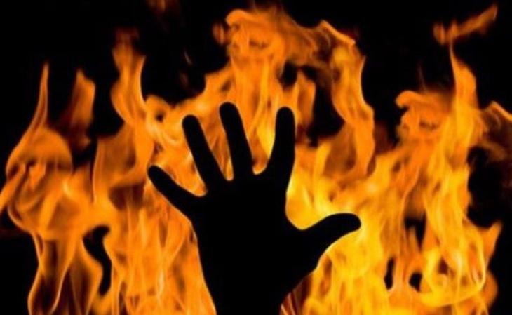 В Королёве при пожаре погиб человек