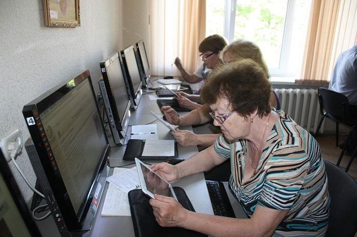 Королёвское Управление соцзащиты приглашает пенсионеров принять участие в конкурсе компьютерной грамотности