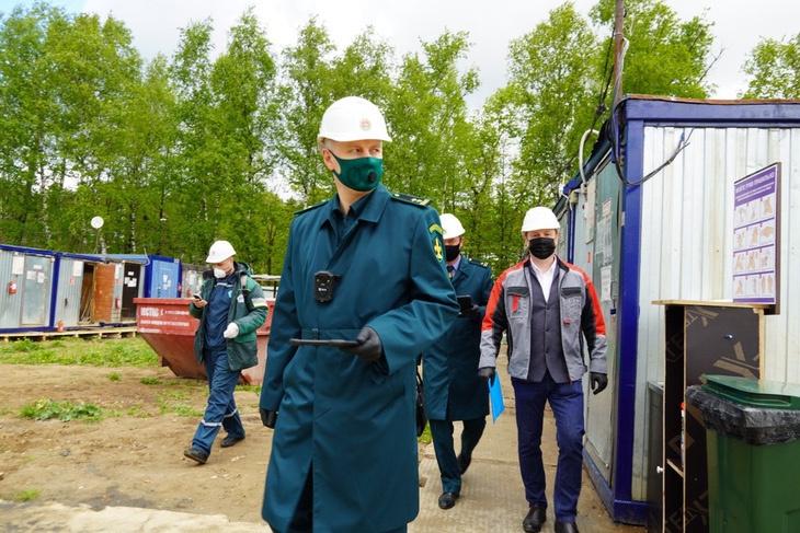 Главгосстройнадзор проверил на соблюдение санитарных требований более 250 объектов Подмосковья