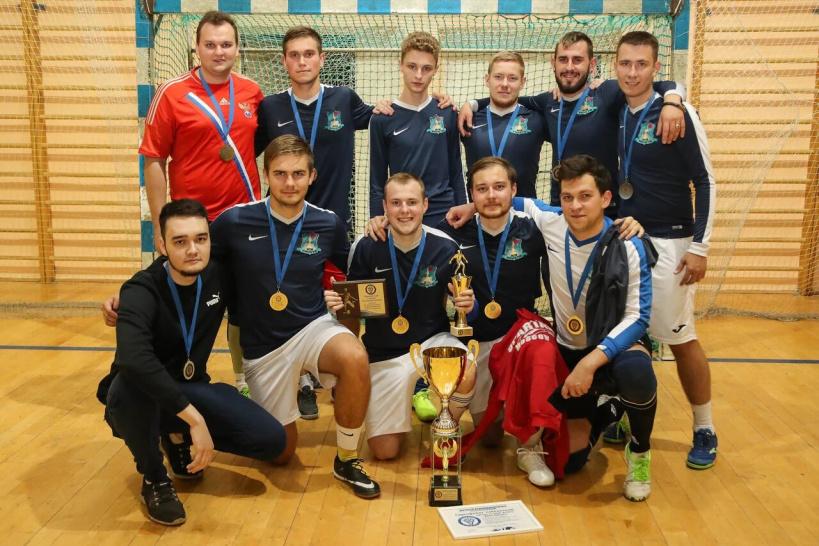 Королёвская «Ракета» выиграла Кубок «Вымпела» по мини-футболу