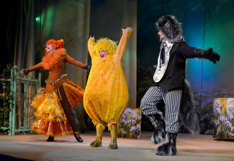 Королёвский ТЮЗ успешно выступил на областном фестивале