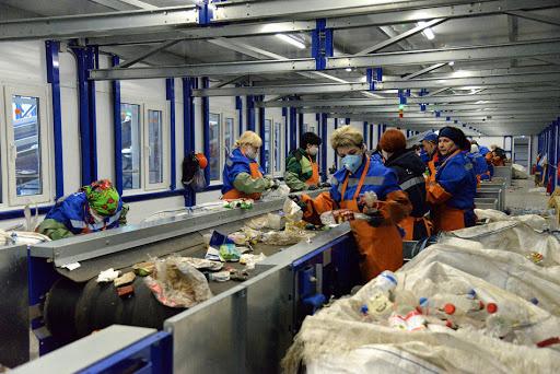 Теперь все желающие смогут попасть на КПО «Север», куда поступают отходы из Королёва