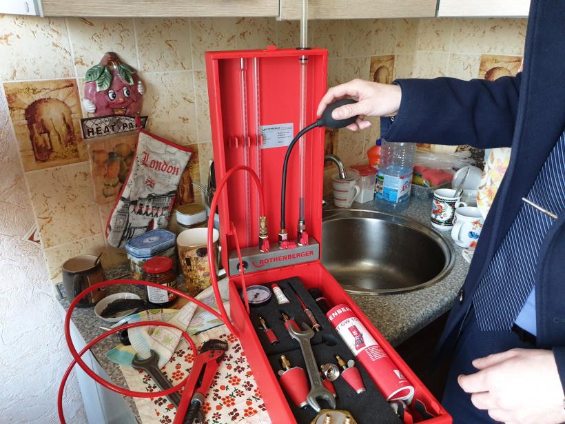 Госжилинспекция проверила состояние газового оборудования в 39 домах Королёва