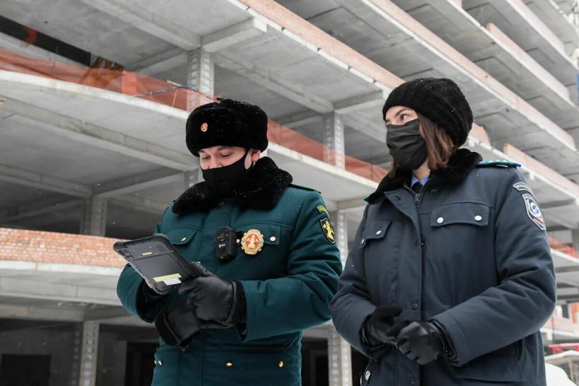Три самостроя выявили в Королёве в марте
