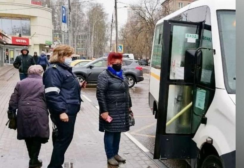 Общественная палата проверила городской транспорт
