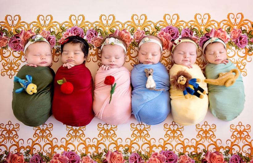Малыши, рождённые в Королёве в День защиты детей