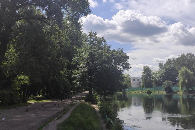 Жители Королёва могут принять участие в опросе по развитию парка возле усадьбы Крафта