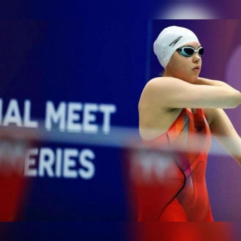 Спортсменка из Королёва вошла в состав паралимпийской сборной России по плаванию
